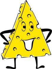 Cheeseman character